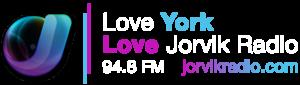 Jorvik radio brand design