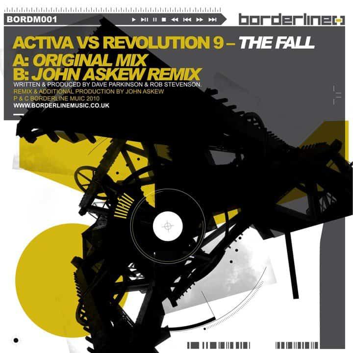 borderline CD artwork variation 3